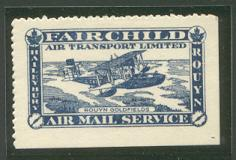 Fairchild Airways=