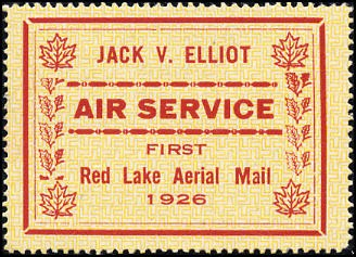 Jack V Elliot Airways CL-7