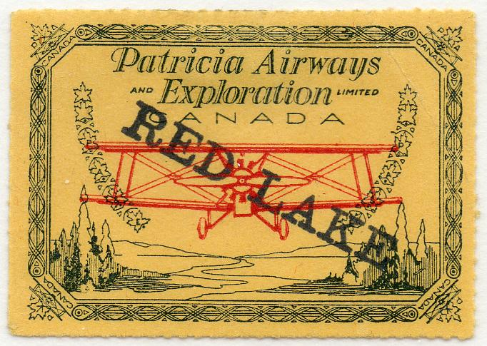 Patricia Airways Red Lake